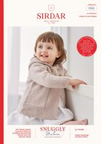 Sirdar Snuggly Heirloom Knitting Pattern Booklets